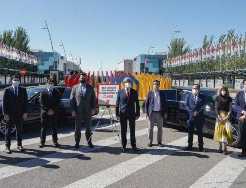 Madrid regulará y profesionalizará las VTC y equiparará los requisitos para ejercer a los del taxi