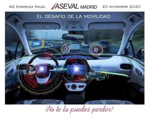 42º Asamblea Anual de ASEVAL-Madrid